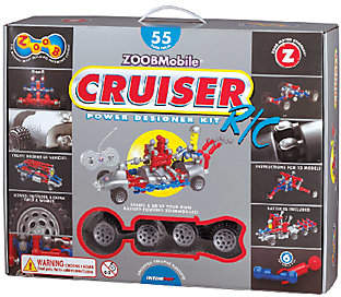 Alex Alex Toys ZOOB Mobile Cruiser