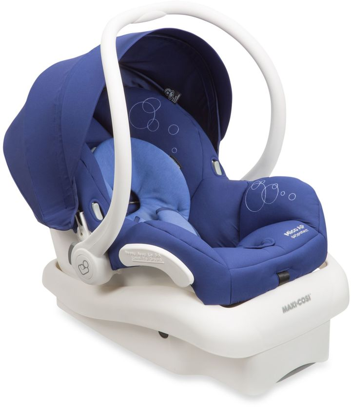 Maxi-Cosi Mico® Air Protect® Infant Car Seat in White/Blue