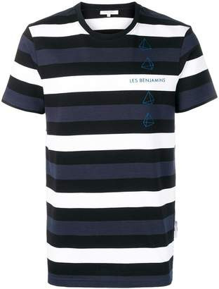 Les Benjamins Otola striped T-shirt