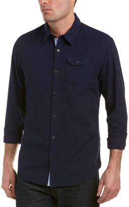 Scotch & Soda Regular Fit Woven Shirt