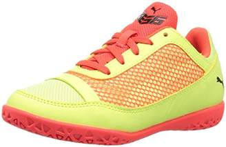 Puma 365 NF CT Soccer Shoe Fizzy Yellow-red Blast Black