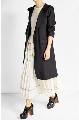 DKNY Wool Coat $989 thestylecure.com