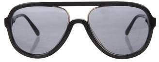 ill.i Optics by Will.i.am Tinted Aviator Sunglasses