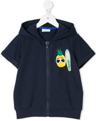 Fendi pineapple print sweat top