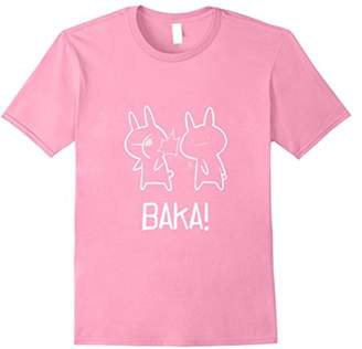 Baka T-Shirt For True Otakus Anime Fans