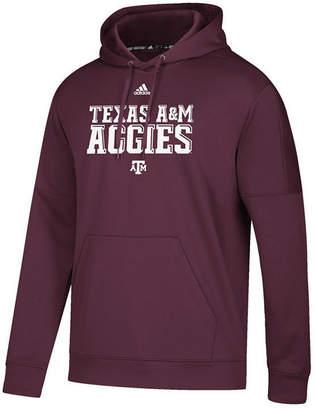 adidas Men's Texas A & M Aggies Team Issue Fleece Hoodie