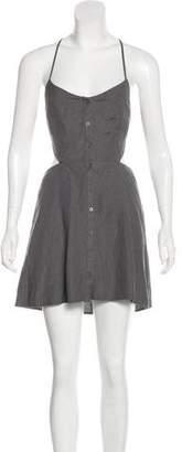 Dolce Vita Linen-Blend Dress