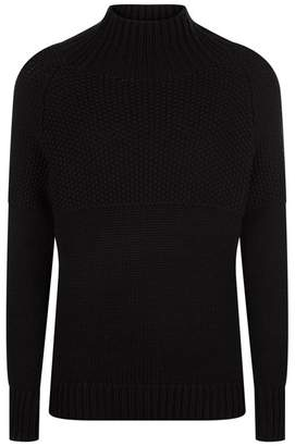 Burberry Chunky Knit Cashmere Sweater