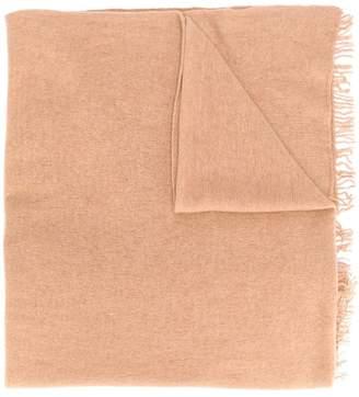 Danielapi fringed cashmere scarf
