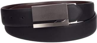 Apt. 9 Men's Textured Reversible Plaque Buckle Belt