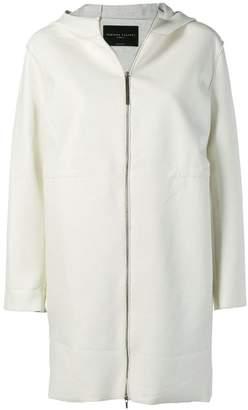 Fabiana Filippi oversized hooded coat