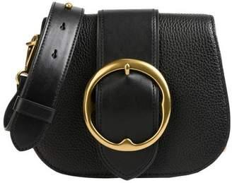 853a49d16d46 Polo Ralph Lauren Black Leather Bags For Women - ShopStyle UK