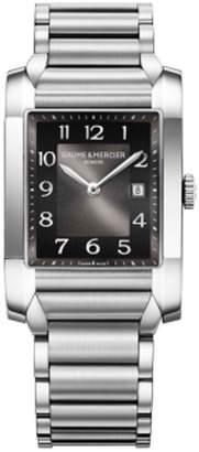 Baume & Mercier Watch Hampton Grey