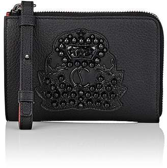 Christian Louboutin Men's Travel Wallet