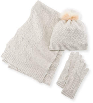 f97729f69df Pink Hat And Scarf - ShopStyle Canada