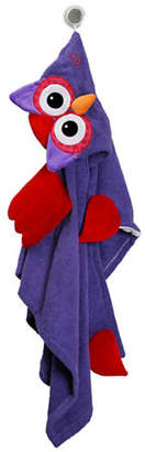 Zoocchini Olive The Owl Toddler Towel