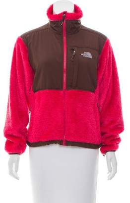The North Face Hooded Fleece Jacket