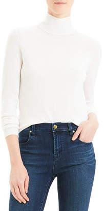 Theory Regal Wool Turtleneck Sweater