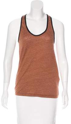 7 For All Mankind Sleeveless Knit Top