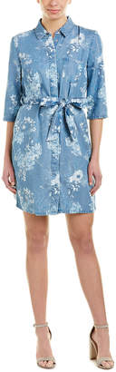KUT from the Kloth Floral Shirtdress