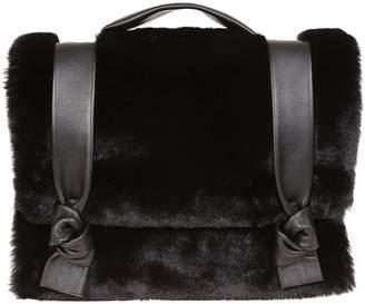 Orciani Eco Fur Bag