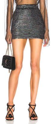 Ashish for FWRD Sequin Mini Skirt