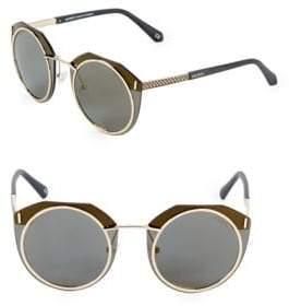Balmain 61MM Round Sunglasses