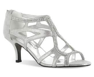 Easy Street Shoes Flattery Women's Evening Dress Heels