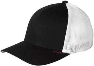 Flexfit Yupoong Yupoong 6511,6511T,6511W Trucker Mesh Hat Cap (/White)