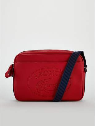 Lacoste Classic Square Crossbody Bag