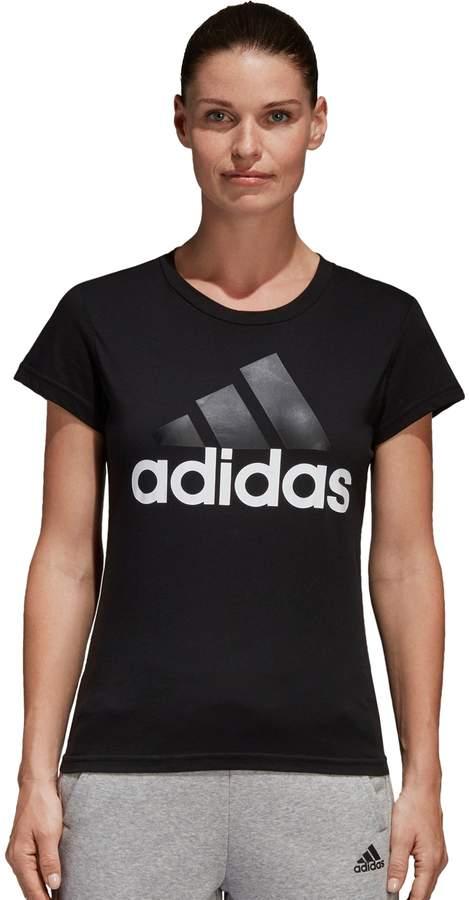 Adidas Women's adidas Essential Linear Logo Graphic Tee