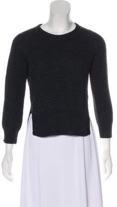 Etoile Isabel Marant Rib Knit Wool Sweater