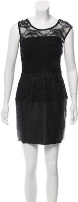 Bailey 44 Sleeveless Mini Dress w/ Tags