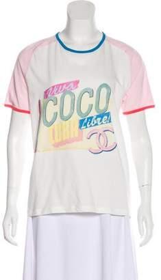 Chanel 2017 Coco Cuba T-Shirt w/ Tags