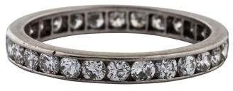 Ring Platinum Diamond Eternity