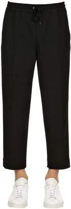 Kenzo 20cm Cropped Drawstring Pants