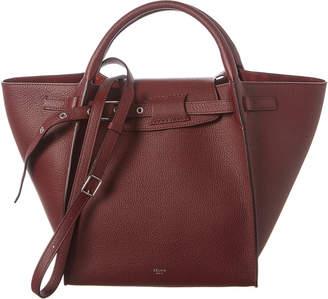 d77d1bcf323a Celine Small Big Bag Leather Tote