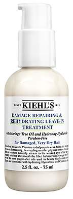 Kiehl's Damage Repairing & Rehydrating Leave-In Treatment, 75ml