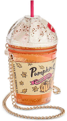Betsey Johnson Pumpkin Spice Crossbody