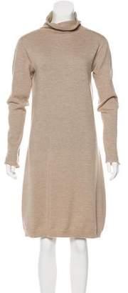 Max Mara Weekend Virgin Wool Sweater Dress