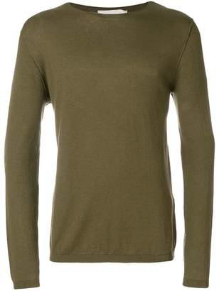 Obvious Basic crew neck jumper
