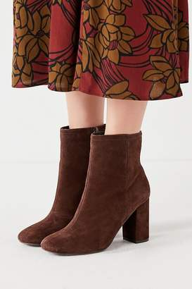 Urban Outfitters Sloane Seamed Suede Ankle Boot