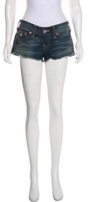 True Religion Denim Mini Shorts