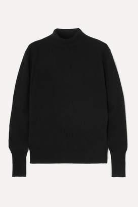 Nili Lotan Ralphie Cashmere Turtleneck Sweater - Black
