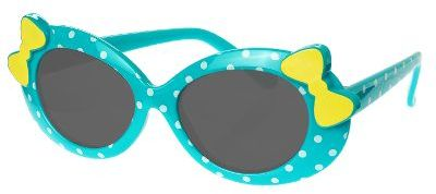 Polka Dot Bow Sunglasses