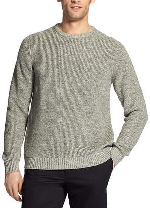 Izod Crew Neck Long Sleeve Pullover Sweater
