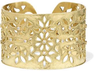 Amrapali Shevant 18-karat Gold Diamond Cuff