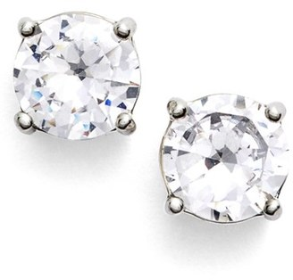 Women's Givenchy Crystal Stud Earrings $32 thestylecure.com