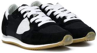 Philippe Model Kids lace-up sneakers