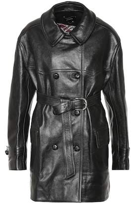 Isabel Marant Chili leather coat